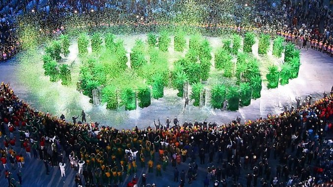 The Funniest Tweets About the Olympics Opening Ceremony