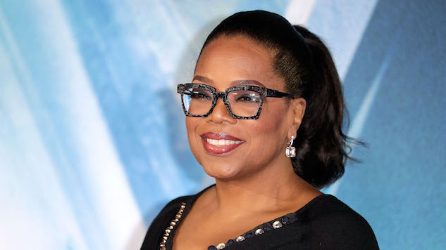 Apple Signs Overall Deal with Oprah Winfrey