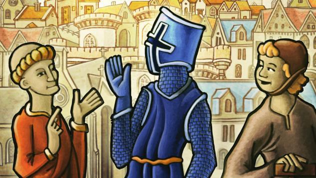 <i>Orleans</i> Boardgame Review