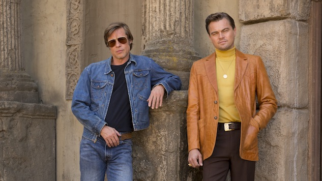 First Poster Revealed for Quentin Tarantino's <i>Once Upon a Time in Hollywood</i>