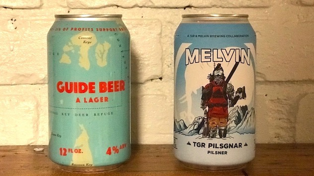Two New Lagers Made for the Outdoors
