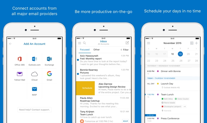After Sunrise: 5 Calendar Apps to Replace the Fallen