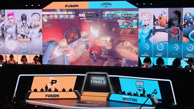 overwatch league is inspiring and also a great antidepressant