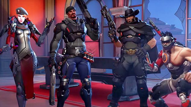 <i>Overwatch Retribution</i> Isn't Enough to Solve the Game's Narrative Problems