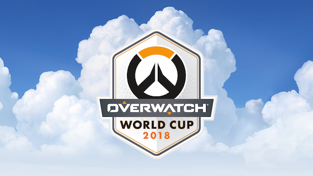 The Overwatch World Cup Returns For 2018
