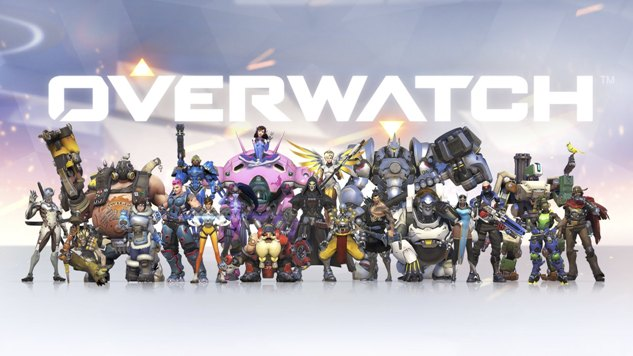 Ranking <i>Overwatch</i>'s Characters...