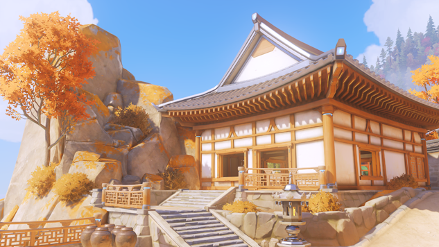 <i>Overwatch</i> Gets New Busan Map, D.Va Gets New Figure and Skin at Korea Fan Festival
