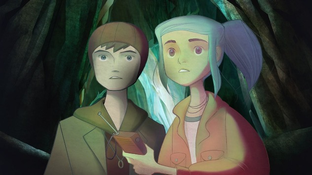 Stuck in Adolescence: <i>Oxenfree</i>, <i>Degrassi</i> and the Importance of YA Games