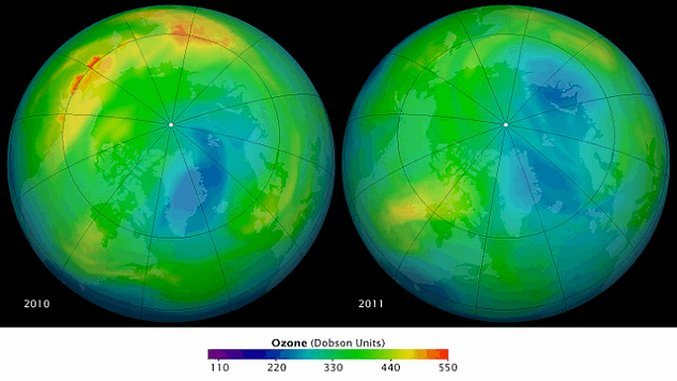 A New Threat To The Ozone Has Been Discovered
