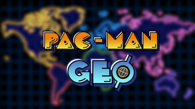 Pac-Man Comes to the Real World in <I>PAC-MAN GEO</I>, Launching Today