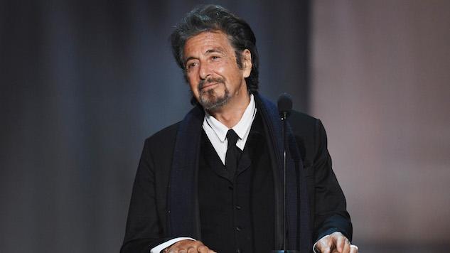 Al Pacino in Talks to Join Jordan Peele's Amazon Series ...