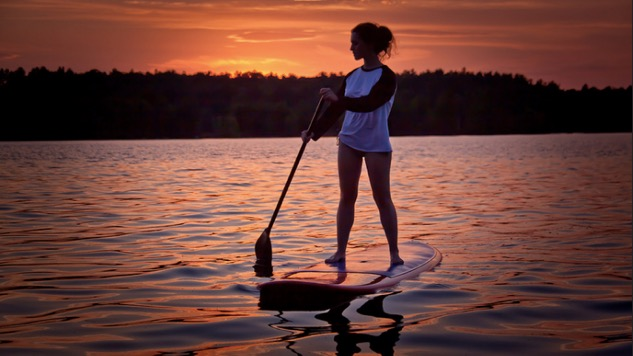 Off The Grid: 5 Reasons To Go Paddleboarding This Summer