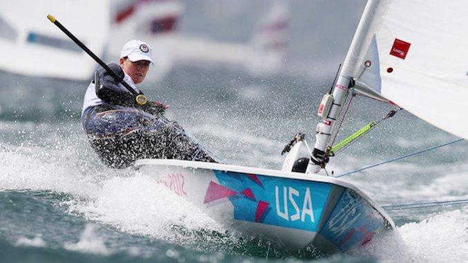 Olympics Interview: U.S. Sailor Paige Railey