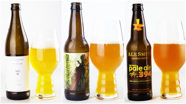 151 of the Best Pale Ales, Blind-Tasted and Ranked
