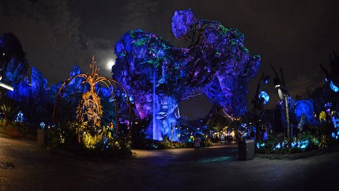 <i>Paste Travel</i> Takes a Secret Photographic Journey through Disney's New Pandora Park