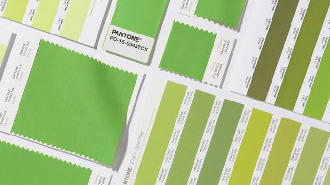 Pantone Announces Color of the Year 2017