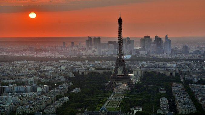 Walk of Shame: Paris