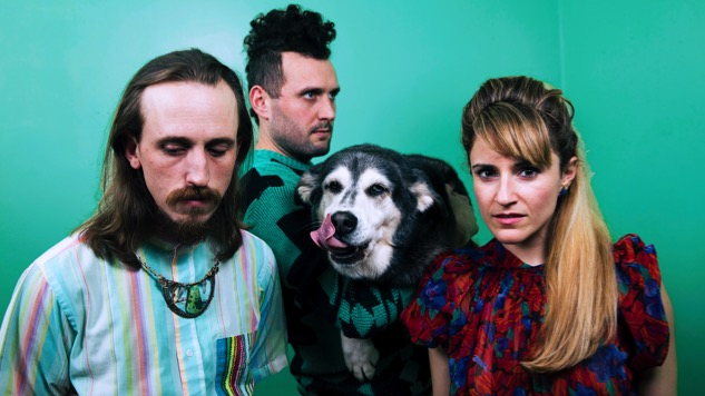 """Parlor Walls Share Dark and Chaotic New Single """"Neuromancer"""""""