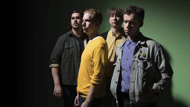 """Parquet Courts Take on Neil Young's Synth Phase with Amazon-Exclusive Cover of """"We R In Control"""""""