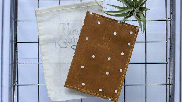 Sleek Passport Covers Perfect for Instagram