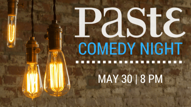 Paste Comedy Night Returns Tonight at 8 PM ET on Facebook Live
