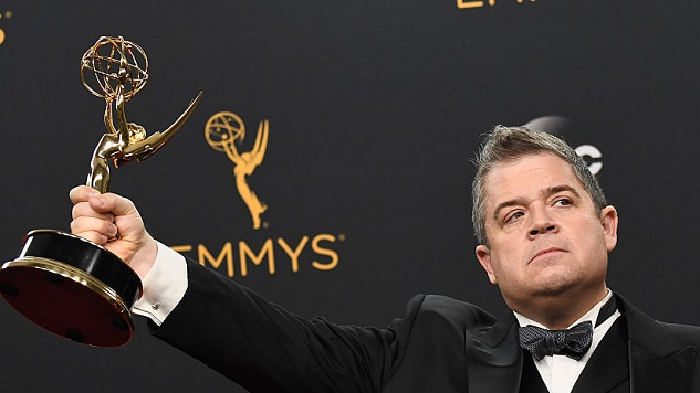 Patton Oswalt Talks the Last 25 Years of Science Fiction