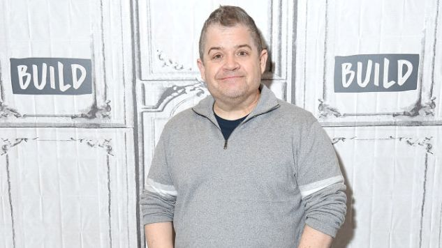 Y'all Aren't Even Trying with that Supposedly Offensive Patton Oswalt Rap Tweet
