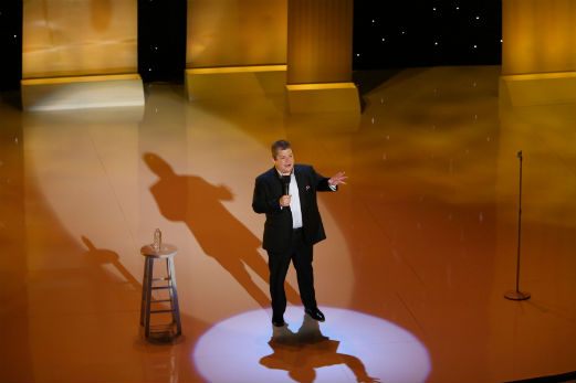 Patton Oswalt: <i>Tragedy Plus Comedy Equals Time</i>