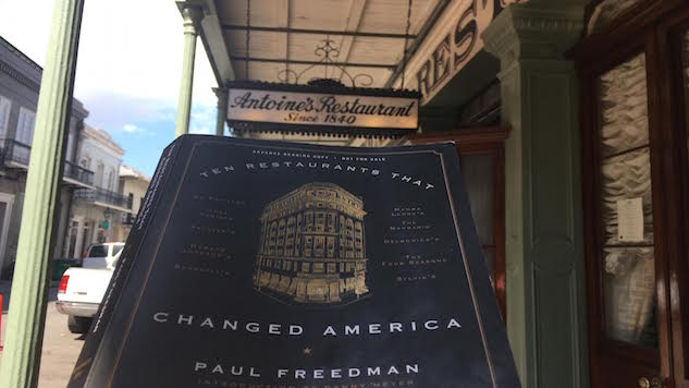 Catching up with Historian Paul Freedman of <i>Ten Restaurants that Changed America</i>