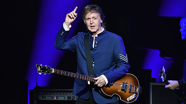 Paul McCartney's <i>Egypt Station</i> Is His First Number One Album Since 1982