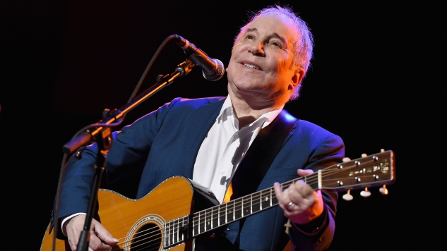 "Paul Simon Refreshes ""One Man's Ceiling is Another Man's Floor"" for <I>In the Blue Light</i>"