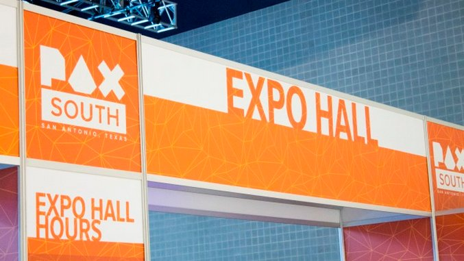PAX South 2016 Photo Gallery