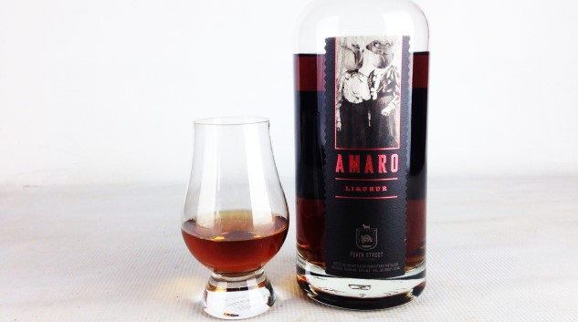 Peach Street Distillers Amaro Review