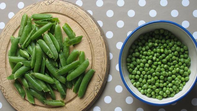 Second Look: Peas