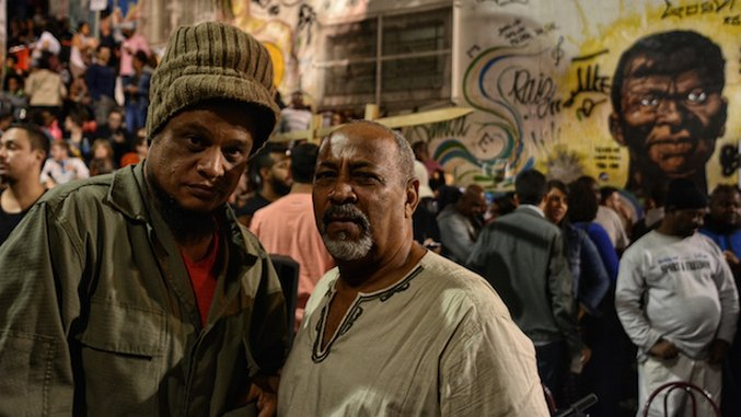 Monday Night at Pedra do Sal, Where Rio's Black Roots Are Honored Week After Week