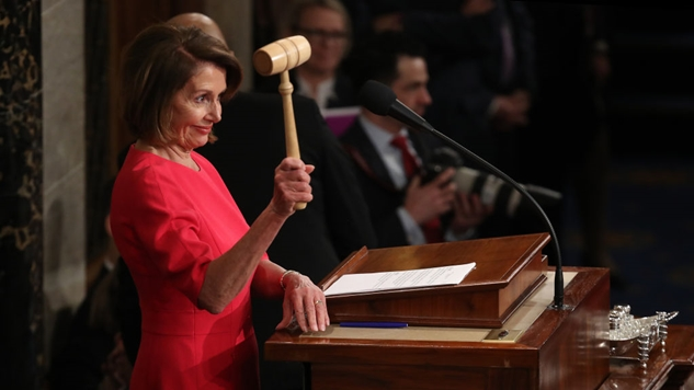 Pelosi Used the SOTU to Dunk on Trump, and She's Just Getting Started