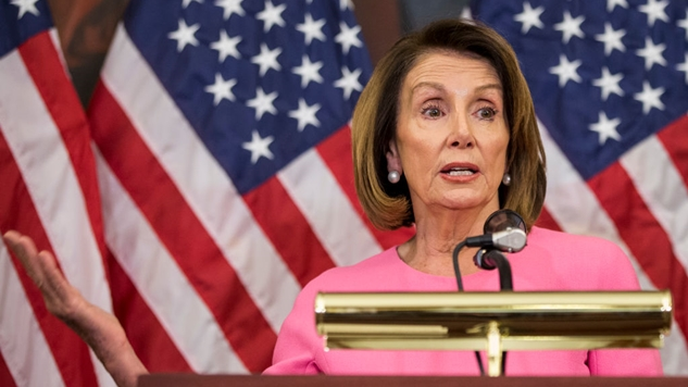 "Nancy Pelosi Can't Have ""Bipartisanship"" and an Aggressive Climate Change Caucus"