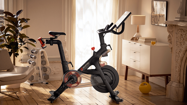 This Company is Bringing Indoor Cycling Classes into Your Home