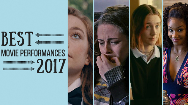 The 20 Best Movie Performances of 2017