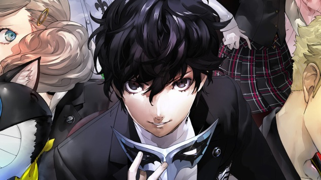 <i>Persona 5</i> Is the Most Stylish JRPG Ever