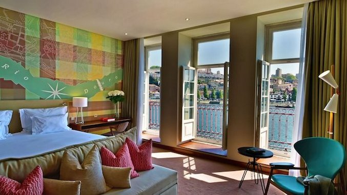 Hotel Intel: History Revived at Pestana Vintage Porto, Portugal
