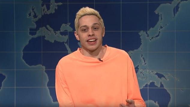 Watch Pete Davidson Respond to Kanye's Post-<i>SNL</i> Rant