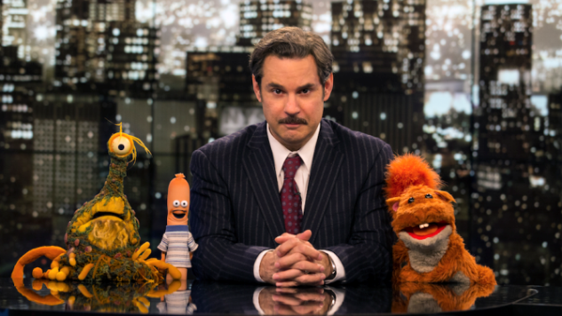 Paul F. Tompkins Takes on the Media With <i>No, You Shut Up!</i>