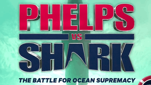 Michael Phelps Didn't Actually Race a Shark in Discovery's <i>Phelps Vs. Shark</i>, Disappointing Everyone