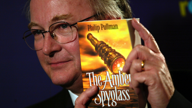 Author Philip Pullman Announces Follow-Up Trilogy to <i>His Dark Materials</i>