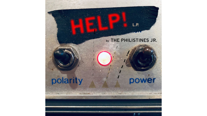 The Philistines Jr. Make Sense of a Confusing World on <i>Help!</i>