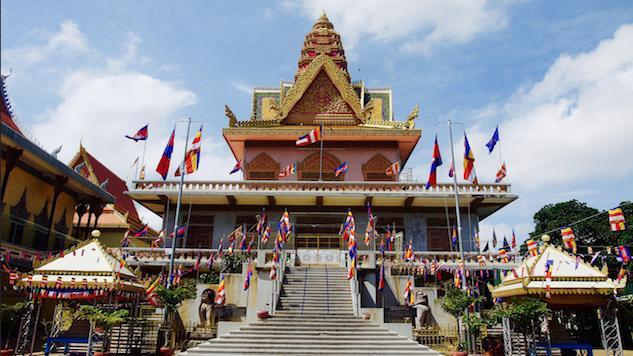 Checklist: Phnom Penh, Cambodia