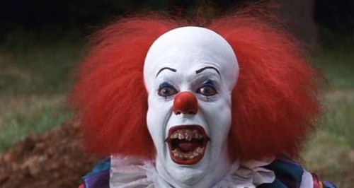Phobia Fest: Matching 25 Films with Fears :: Movies ...  Coulrophobia
