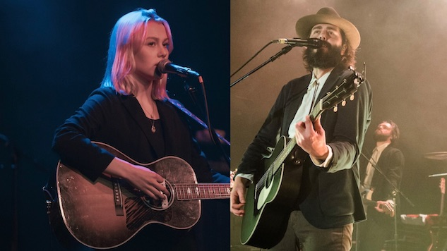 "Watch Phoebe Bridgers and Lord Huron Play ""The Night We Met"" Live In Los Angeles"
