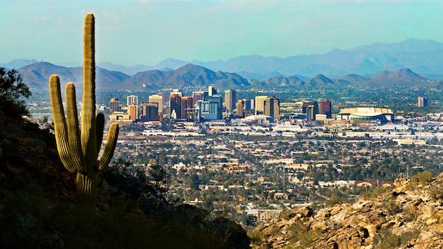 Checklist: Phoenix, Arizona